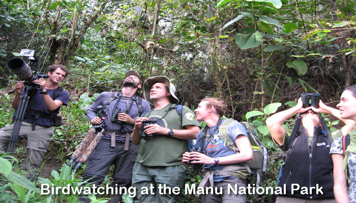 Manu National Park by Manu Tours Peru